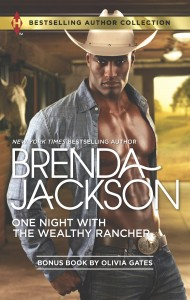 One Night With the Wealthy Rancher -new